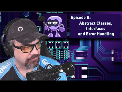 Learn C# with CSharpFritz: Abstract Classes, Interfaces and Error Handling