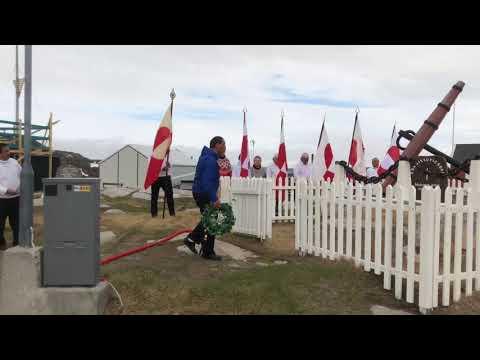 Grønlands nationaldag 21.