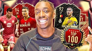 TRYING TO PACK RONALDO FOR THE SECOND TIME??! OPENING MY ELITE 2 REWARDS!!!
