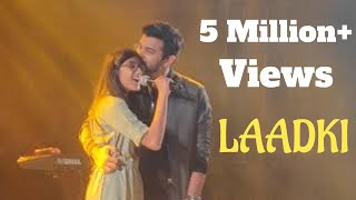 Download song Laadki by Sachin-Jigar and Taniska (daughter of Sachin) | Father Daughter love