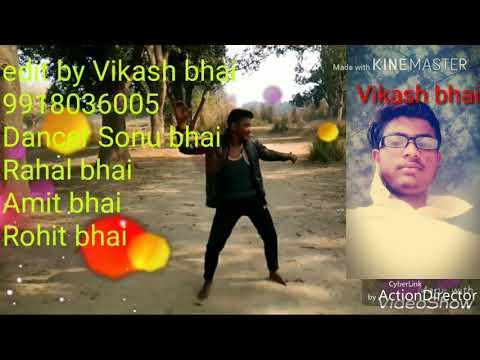 Chhtiye Pe Haath A Raja Sonoo Yadav Ka Dance