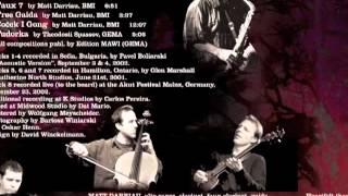Matt Darriau Paradox Trio - Theo's Gambit (w/Theodosii Spassov)