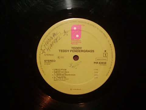 TEDDY  PENDERGRASS            ALL  I  NEED  IS  YOU