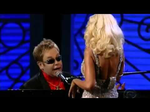 Elton John ft Christina Aguilera  Bennie and the Jets