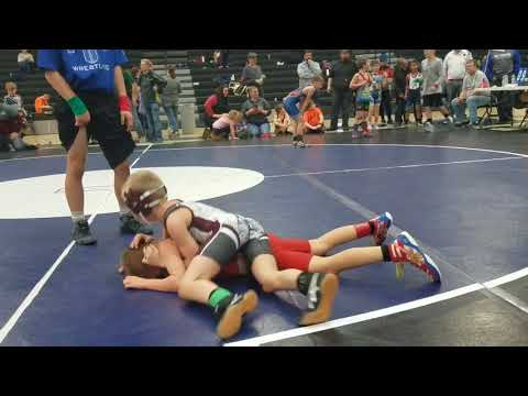Youth Wrestling Tournament - State Qualifier 12/30/17
