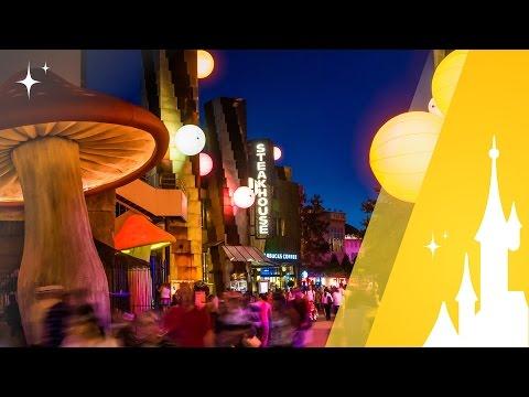 "Disney Village, ""lifestyle center"" de Disneyland Paris !"