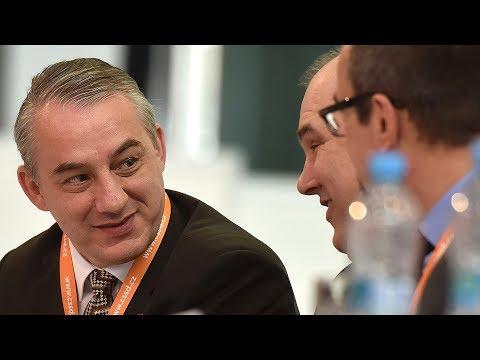 Josef Středula v Interview Plus