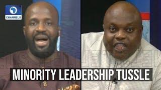 APGA PDP Debate House Rowdy Session