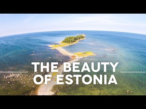 The Beauty Of Estonia – by Drone | WE TRAVEL THE WORLD