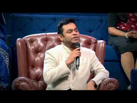 AR Rahman On SaReGaMaPa Lil' Champs! (ZEE TV USA)