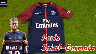 DHgate PSG 2017/18 HOME JERSEY Review