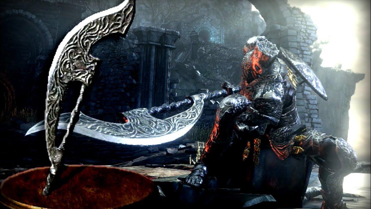 【ダークソウル3対人】グンダの斧槍気持ちよすぎw【Dark Souls 3 ...