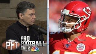 Watson-Mahomes renew rivalry in Texans vs. Chiefs | Pro Football Talk | NBC Sports