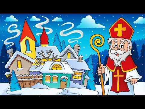 Николай святой мультфильм