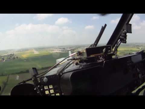 RN Lynx flying from RNAS Yeovil 3rd JUN 10 part 2.mpg