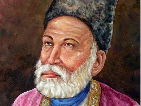 Mirza Ghalib Shayari - Naqsh Fariyadi Hai