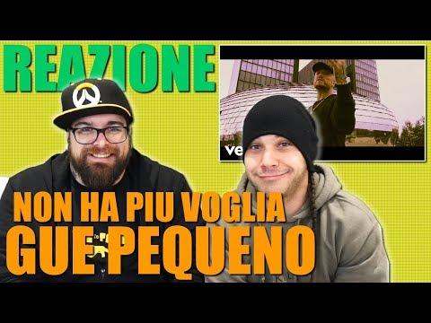 Guè Pequeno - Scarafaggio ft. Tony Effe, Il Profeta | RAP REACTION | ARCADE BOYZ