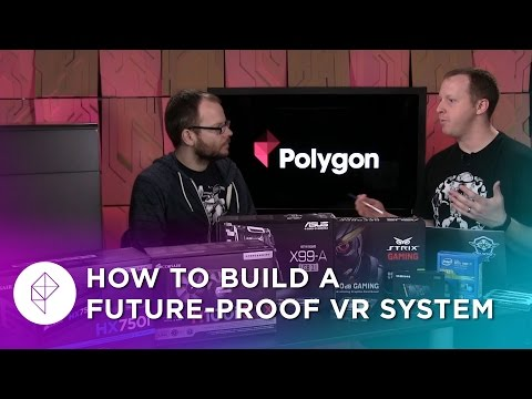 How to Build the Best Possible High-End Virtual Reality Gaming PC