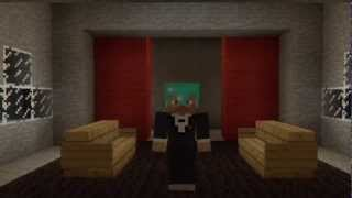 Xbox Minecraft Hunger Games Part 1: The Bid For The Cornucopia