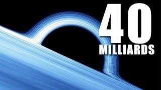 ⚫Un TROU NOIR de 40 MILLIARDS de masses solaires ! DNDE #117