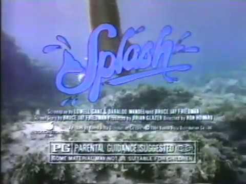 Splash 1984 TV Spot