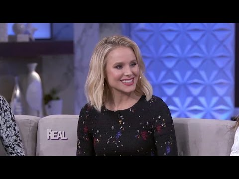 Kristen Bell Talks Work, Motherhood, and Battling Anxiety