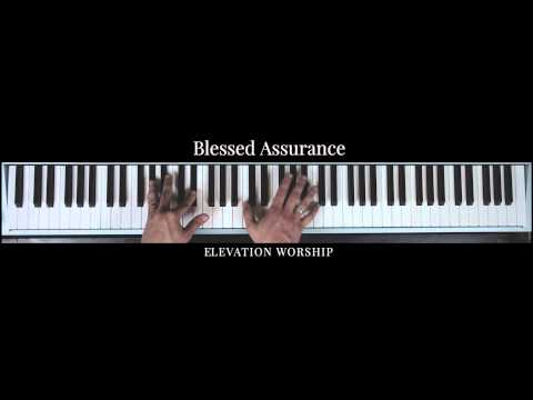 Blessed Assurance | Official Keys Tutorial | Elevation Worship