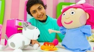 Видео для девочек: Смарта худеет! Игрушки для детей