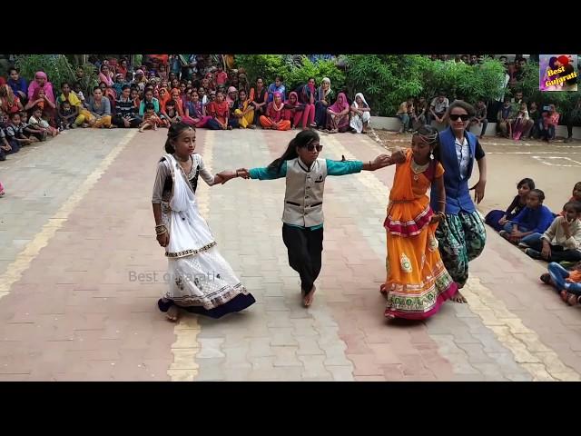 Gujarati No Craze || Girls dance 2 || Rajal barot 2018 ||