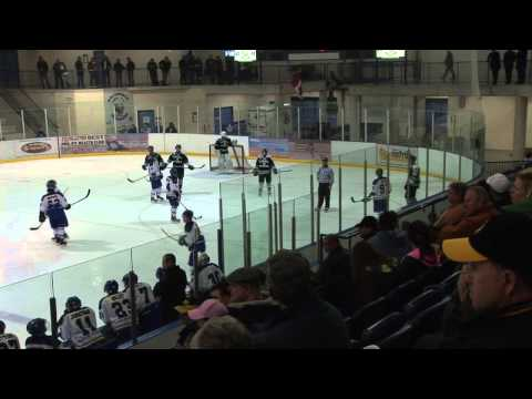 GOJHL 2012-13: Sugar Kings vs. Pro-Fit Corvairs (Full Game 11/30/12)