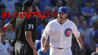 John Lackey getting Pissed Off