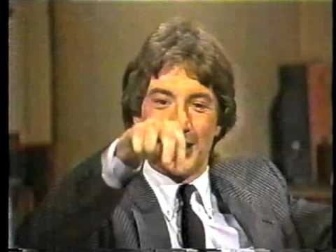 Martin Short on Late Night, December 3, 1984