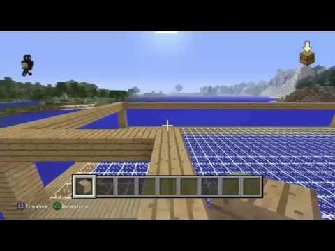 Minecraft BEACH MANSION ep.1 W/Johns Vlogs&Games