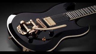Wistful Hard Rock Ballad Backing Track in Am