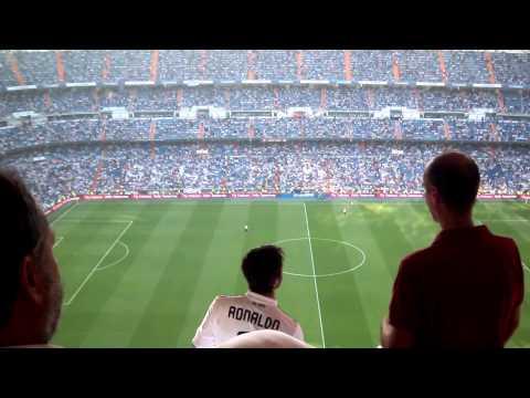 Real Madrid 4  Getafe 1 alineaciones