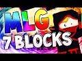 MLG 7 BLOCK COMPILATION EN HANDCAM (Rush Mdt Hikabrain) [FUN]