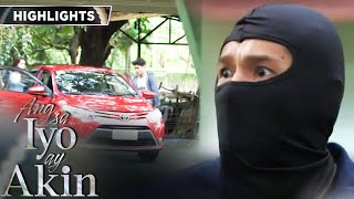Jake and Hope escape from Caesar's henchman | Ang Sa Iyo Ay Akin