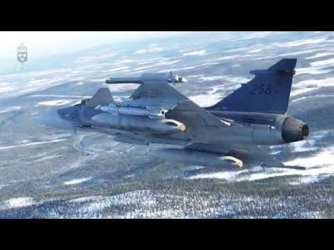 Swedish Airforce   JAS 39 GRIPEN