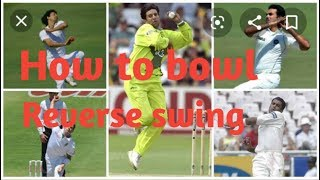 How to bowl reverse swing ?? By anmol srivastava|Future in Cricket|