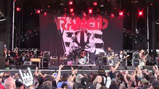 Complete show of Rancid Put it in HD !