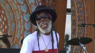 Big Youth - Every Nigger Is A Star [Live Sierra Nevada World Music Festival 20-06-2010]