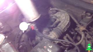 Замена форсунок ВАЗ-2114 своими руками: видеоинструкция