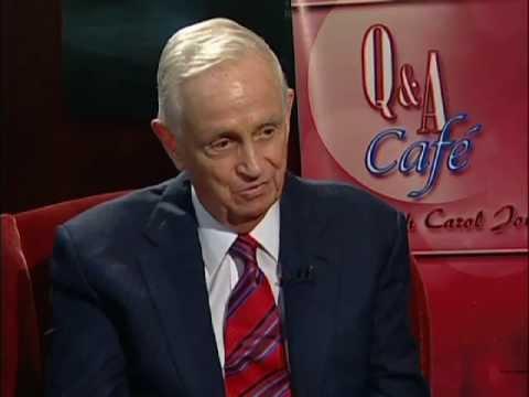 "The Q & A Café With Carol Joynt ""J.W. Marriott"""