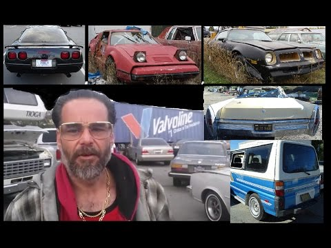 Buy Classic Cars ~ Clearance Sale ~ Barn Find Car Lot For Sale