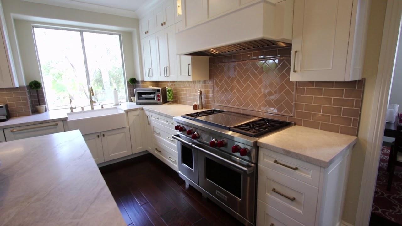 transitional design build kitchen remodel in anaheim hills orange