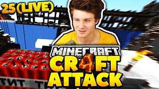 Craft Attack #25 | GEHEIMER TNT PLAN + DUELL MIT REWI | Dner
