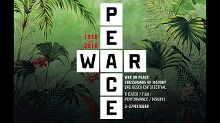 WAR OR PEACE: CLOSING CEREMONY