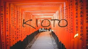 Kioto, follow me #MyJapanStory