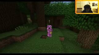 Minecraft - Creeper Mujer MOD (Simplemente hermoso...) - ESPAÑOL TUTORIAL