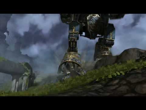 Warhammer 40K Dark Millenium Online - Official E3 2010 Gameplay Trailer [HD]